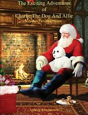 children's christmas book    Charlie the Dog and Alfie    christmas story