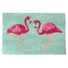 Fußmatte Flamingo Fußabtreter Schmutzfangmatte Türmatte Fußabsteifer Haustür