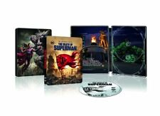 DEATH OF SUPERMAN DC UNIVERSE MOVIE LIMITED STEELBOOK EDITION BLU-RAY DEUTSCH