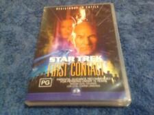 Star Trek - First Contact - Starring Patrick Stewart Region 4  DVD