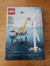 Lego Wind Turbine Borkum Riffgrund 1 (4002015)