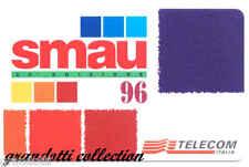 CONVEGNO SMAU FIERA MILANO 1996 SCHEDA TELEFONICA TELECOM 548 NUOVA