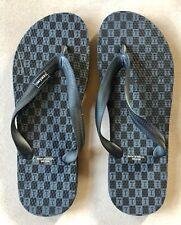Men's TEHAMA Gray Flip Flop Sandals Sz USA M NEW Without Tag NWOT!