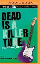 Dead Is: Dead Is a Killer Tune by Marlene Perez (2015, MP3 CD, Unabridged)