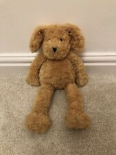 Jellycat Pickles Dog Golden Brown Soft Toy Teddy RARE