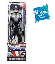 12' Marvel Avengers Titan Hero Series Captain America Endgame Action Figures Toy