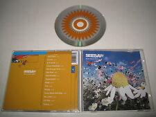 SEESAW/BLUE LAVA STYLE(DOUBLE T MUSIC/DTM 913314-2)CD ALBUM