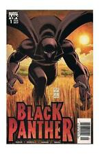 Black Panther #1 (Apr 2005, Marvel)