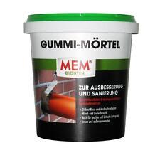MEM Gummi-Mörtel 1 kg NEUWARE TOP OVP