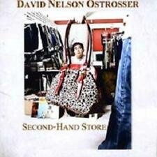 DAVID NELSON OSTROSSER - SECOND HAND STORE - CD, 2008