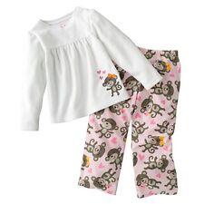 05bef8397 Carter s Fleece Pink Sleepwear (Sizes 4   Up) for Girls