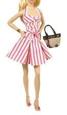 Top model Barbie dress resort silkstone royalty and Barbie last one