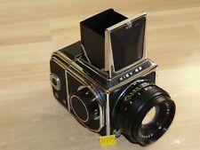 Kiev 88 Vintage Mittelformatkamera Spiegelreflexkamera Lens Objektiv Volna-3 2,8