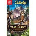 Cabela's: The Hunt - Championship Edition Nintendo Switch [Brand New]