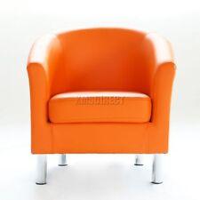 Muebles de color principal naranja para el dormitorio