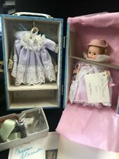 Madame Alexander Metal Doll Trunk Amy Goes to Paris 8'' Doll,, Outfits & Access