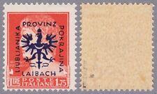 Laibach Mi.Nr. 12 b postfrisch und geprüft