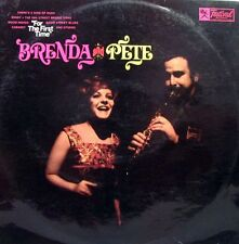 BRENDA Lee & PETE Fountain - For The First Time LP