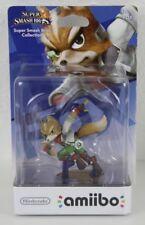 Fox Amiibo Figur No. 06 - Super Smash Bros. Nintendo WIIU 3DS Switch Neu OVP