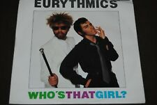 "EURYTHMICS ""Who's That Girl?"" SINGLE 7"" VINYL / RCA RECORDS - DA 3 / 1983"