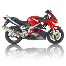Honda CBR600F4 / CBR600F4i 1999-2006 R-Gaza No Cut Crash Bars with Sliders