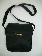 Polaroid OEM One Step instant 600 Camera Bag Carrying Case Black