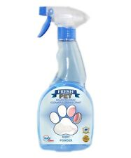 Fresh Pet Spray Cleaner Paw Friendly 500 ml - Baby Powder