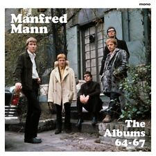Manfred Mann The Albums'64-'67 (Mono Recordings) box set  Vinyl 4 LP NEW sealed