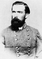 Confederate General William Ruffin Cox PHOTO Civil War CSA Commander