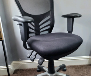 Office computer a Good Condition chair