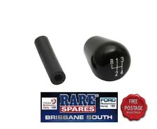 FORD FALCON 4 SPEED GEARSHIFT KNOB SUITS SINGLE RAIL GEARBOX 4/74 ON XB XC