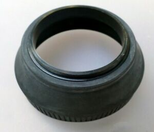 55mm Rubber Lens Hood Shade collapsible vintage screw in type