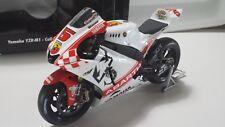 Colin Edwards. Yamaha YZR-M1.  MotoGP Australia 2007.  Minichamps 1/12