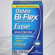 Osteo Bi-Flex Ease Tablets For Improving Joint Health And Comfort - 70 Tablets