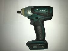 """Makita BTW251 1/2"""" Impact Wrench with charger and case 18V"""