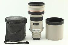 【Nr MINT w/Hood】 Canon EF 300mm F2.8 L USM AF Telephoto Lens for EOS From JAPAN
