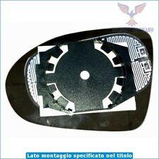 specchio SX TERMICO Specchio retrovisore SMART Forfour 2004 piastra appoggio