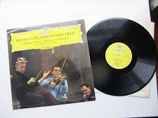 """Beethoven Violin concerto in D Major 12""""Lp Ferras BPO Karajan DG 13902 Uk 1967"""