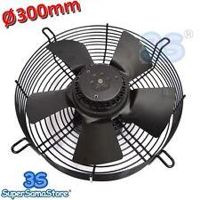 3S Ventilatore ventola di raffreddamento assiale ASPIRANTE Ø 300 mm 90 W 220v