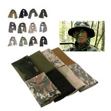Camouflage Mesh Material Hunting Shemagh Scarf Balaclava Head Neck cover
