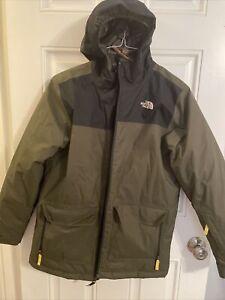 The North Face Boy's McMurdo Down Parka Black Size XL 18/20