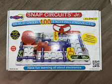 Science Kit Elenco Snap Circuits Jr. Tested SC-100 Electricity Learning Kit DIY