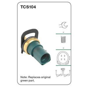 Tridon Coolant sensor TCS104 fits Volkswagen Polo 1.4 (6N) 55kw, 1.4 (9N) 55k...
