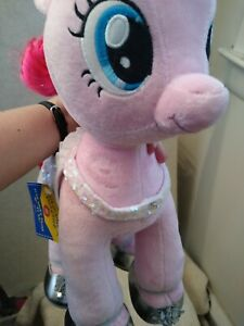 Pinkie Pie Build-A-Bear My Little Pony (Retired - Rare) no clothes
