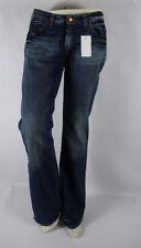Marc O'Polo Damen-Bootcut-Jeans niedriger Normalgröße (en)