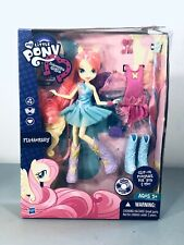 My Little Pony Equestria Girls Deluxe Fluttershy Doll Hasbro 2012  New *READ*