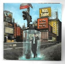 DOUBLE CD / WAX TAILOR - IN THE MOOD FOR LIFE / ALBUM 2009 DIGIPACK