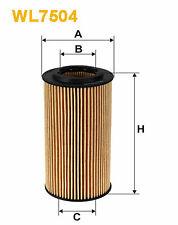 Filtro de aceite WIX 06D115562|06D115466|06D198405|06D115562|06D198405|