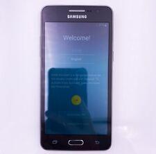 Samsung SM-G530P Galaxy Grand Prime Sprint Smartphone - Gray - GOOD + Chrger