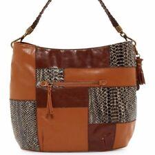 NEW The Sak Indio Leather suede Patch work Hobo Handbag Large